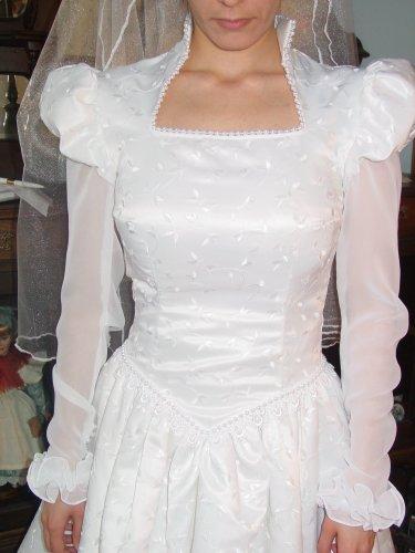 Anne Taille Robe De Mariée Boleyn 4