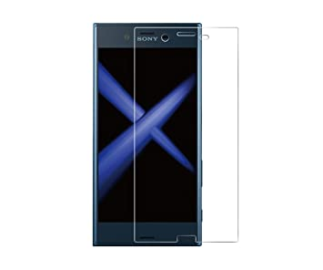 sony xperia l1. sony xperia l1 screen protector, tempered glass [9h hardness