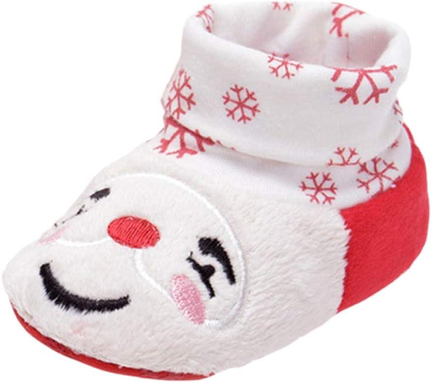Bebé niño recién Nacido Bebé Niños Niño Niña Invierno Cálido Bota de ...