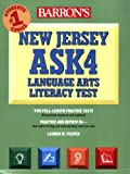 Barron's New Jersey ASK4 Language Arts Literacy Test, Lauren M. Filipek, 0764137891