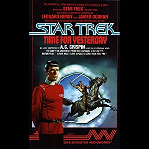 Star Trek: Time for Yesterday Audiobook