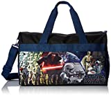 Star Wars Ep7 600D Polyester Duffle Bag with printed PVC Side Panels