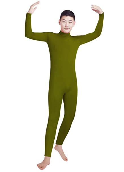Amazon.com: Shinningstar Zentai - Body de manga larga para ...