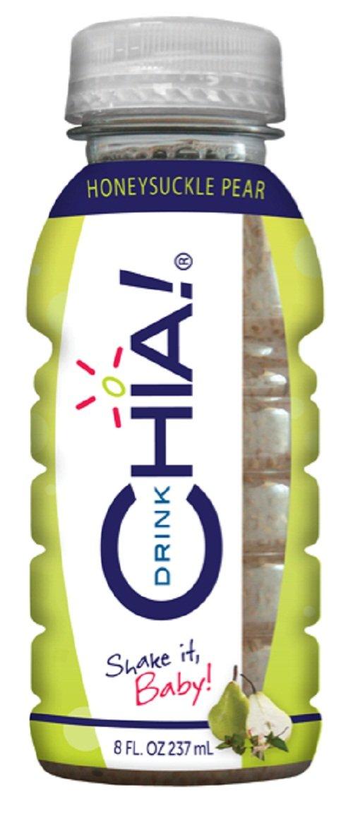 Bebida Chia. Superfood Bebidas, 8 onzas Botellas (Pack de 12 ...