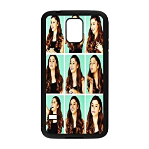 Best Quality [SteveBrady PHONE CASE] Singer Ariana Grande Pattern For Samsung Galaxy S5 CASE-5