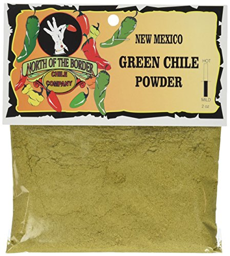 New Mexico Green Chile Powder (Green Chili Powder)
