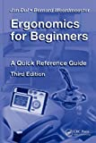 Ergonomics for Beginners: A Quick Reference Guide, 3rd Edition