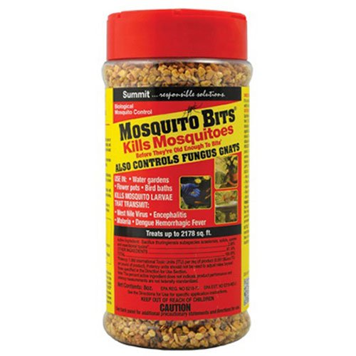 Summit 116-12 Quick Kill Mosquito Bits, - Mosquito Control