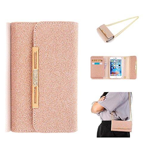 MYUS iPhone Glitter Leather Detachable product image