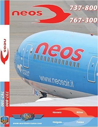Amazon.com: Neos Boeing 767-300 & Boeing 737-800: None, Just ...