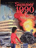 Front cover for the book Summer 1990 by Firyal Alshalabi