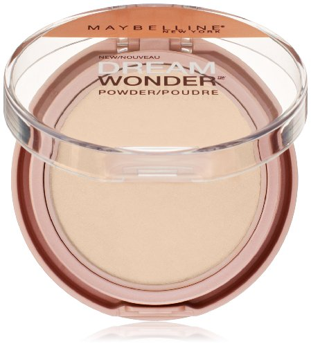 Maybelline New York Dream Wonder Powder, Classic Ivory, 0.19 Ounce