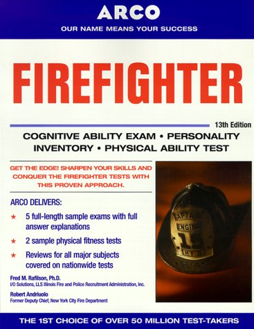Master the Firefighter Exam, 13/e (Arco Master the Firefighter)