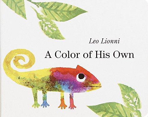 A Color Of His Own Leo Lionni 9780375810916 Amazon Books