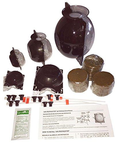- Air-layering Propagation Kit - AirPropagator Trial Kit