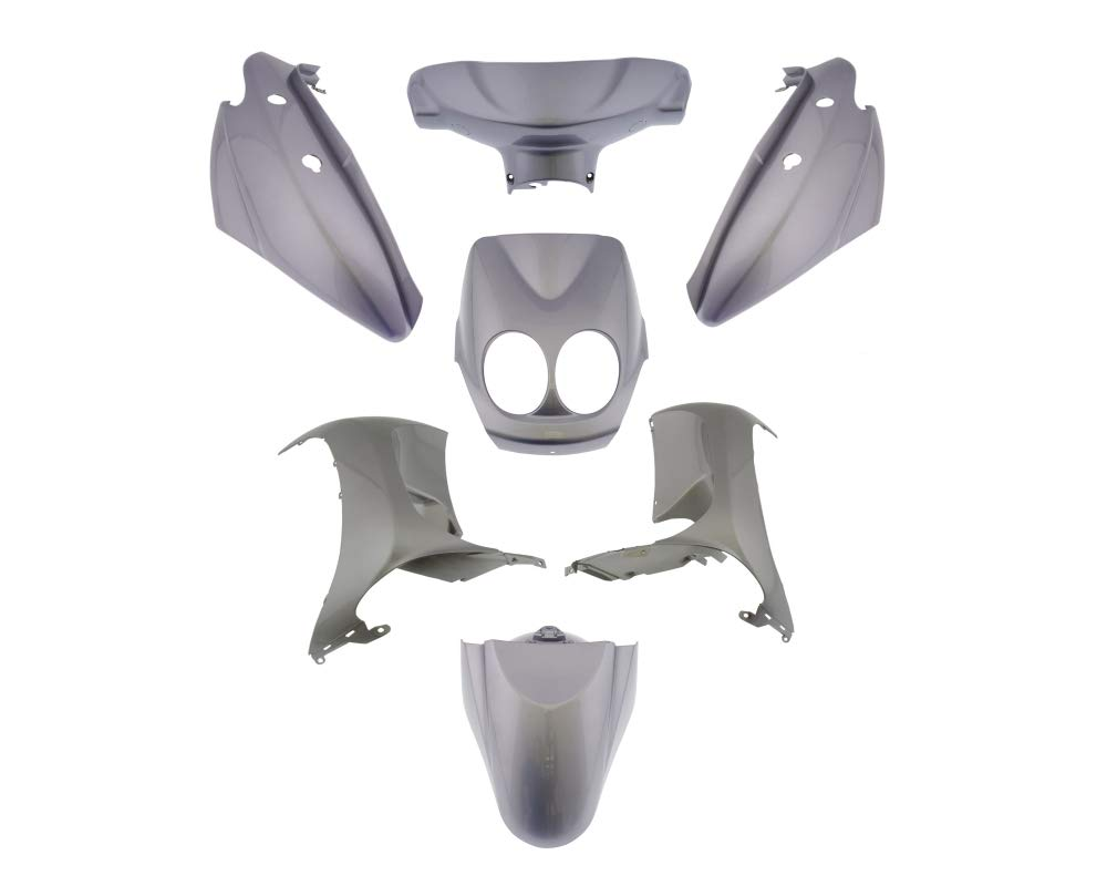 neuer Typ Verkleidung Kit Yamaha Neos 7 teilig Shark Grau
