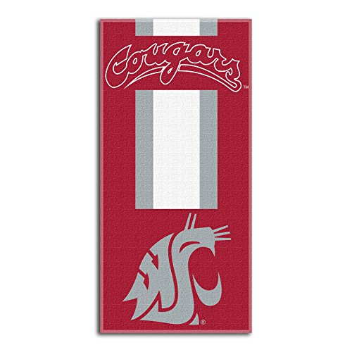 (Northwest NCAA Washington State Cougars  Beach Towel,  30 x)