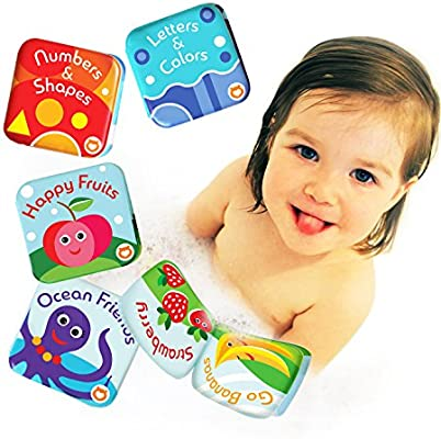 Little Bado Bath Toys For Kids Ages 3-5 And Up Bath Toys For 1 2 Year Old Girls Bathing & Grooming Baby