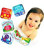 Best Bath Books - Floating Baby Bath Books (Pack of 4) Review
