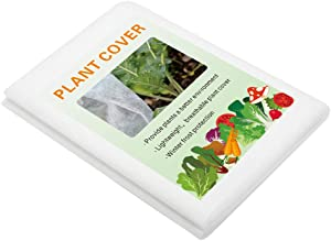 VJOY Plant Covers Floating Row Cover for Garden Plants Frost Protection (8x32FT)