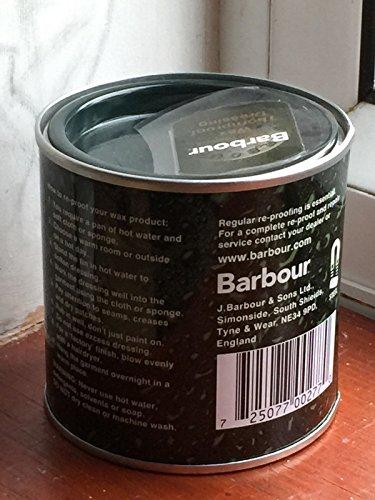 Barbour Wax - 1