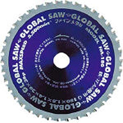 モトユキ グローバルソーファインメタル 鉄ステン兼用 FM205 B007629CRW外径(mm):205