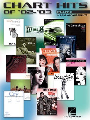 Chart Hits of '02-'03: Flute pdf