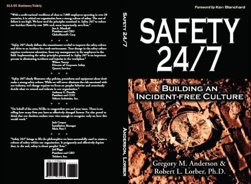Books : Safety 24/7: Building an Incident-Free Culture