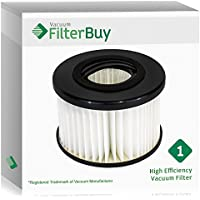 FilterBuy Eureka DCF20 (DCF-20) Replacement Filter. Replaces Eureka Part # 3041 65318A, 79902. Designed to be Compatible with Eureka Enviro Vac Upright Vacuum Cleaner.