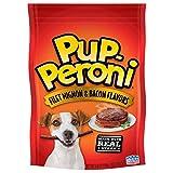 Cheap Pup-Peroni Original Filet Mignon & Bacon Flavor Dog Snacks, 5.6-Ounce (Pack of 8)