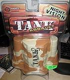Electronic LCD Night Vision Tank Assault Handheld Combat Game (Radica)