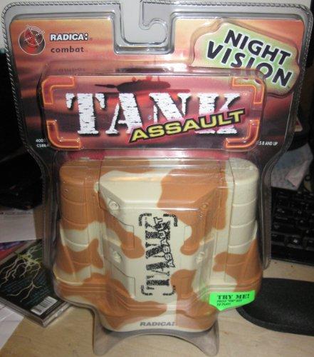 UPC 745938021313, Electronic LCD Night Vision Tank Assault Handheld Combat Game (Radica)