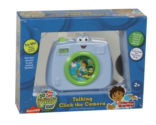 Fisher Price Talking Click the Camera