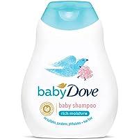 Dove Baby Rich Moisture Shampoo, 200ml