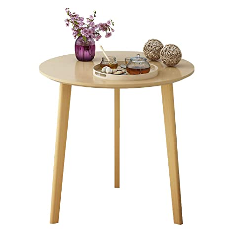 Tables Nordic Living Room Coffee Table Retro Mdf Tray Top Side Tea Tables Round Shaped Home Furniture Diy Tallergrafico Com Uy
