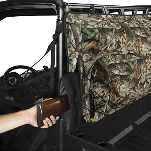 Classic Accessories 18-126-016001-00 Next Vista G1 Camo QuadGear UTV Deluxe Double Gun Carrier (For Most UTV Roll Cages) by Classic Accessories (Image #1)