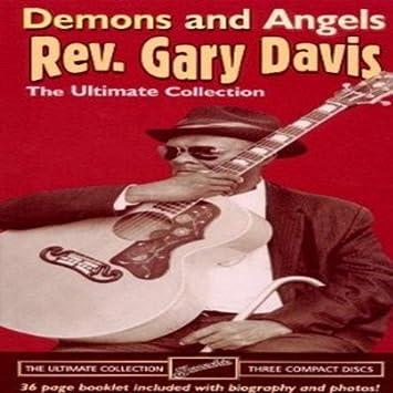 Reverend Gary Davis Demons Angels Amazon Music