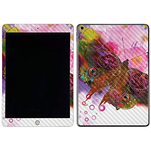 MightySkins Carbon Fiber Skin for Apple iPad 10.2