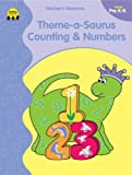 Theme-a-Saurus Counting and Numbers, Gayle Bittinger, 1570294666