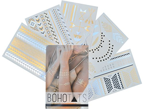 BohoTats Tattoos Intricate Guarantee Temporary product image