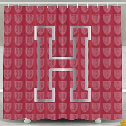 Harvard Crimson Curtains, Harvard Curtains, Harvard Crimson ...