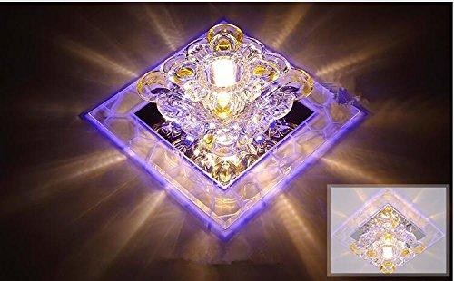 ZLL/ LED Leuchten/Kristall-Leuchten/Gang/Flur Beleuchtung Decke ...