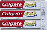 Colgate Total Clean Mint Toothpaste, 23.4 Fl oz