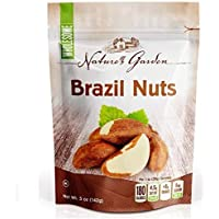 Nature's Garden Brazil Nuts - 5 oz.