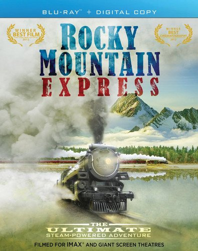 Blu-ray : Imax: Rocky Mountain Express (Widescreen)