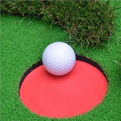 ZRXian-Alfombras de práctica Mini Alfombra portátil de Golf ...