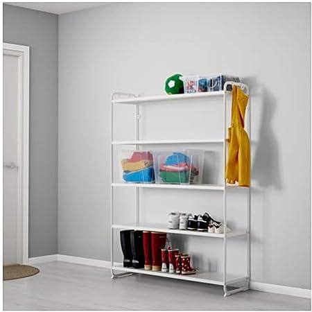 Ikea 602.241.63 Mulig - Estantería, Color Blanco: Amazon.es: Hogar