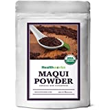 Healthworks Maqui Berry Powder Raw Organic, 4 Ounce