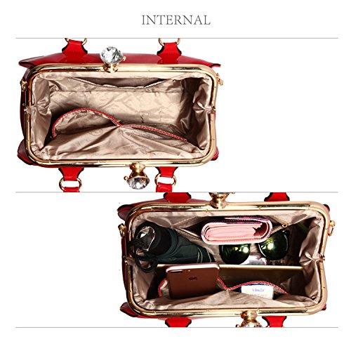 Xardi London - Shoulder Bag Another Medium Red Skin Woman