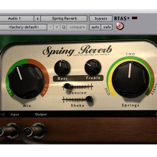 Softube Spring Reverb by Softube